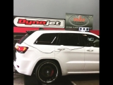 Dyno Jeep SRT (2015) Supercharger Kenne Bell 2.8 Izzy Performance
