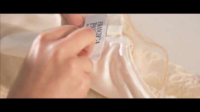 Francesca Pandoli Haute Couture - Behind the Scenes