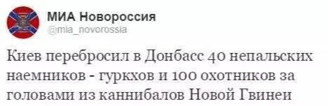 """Боевик Басурин об украинских бойцах: """"Истории про киборгов - не сказки. Его убиваешь - он идет. В него стреляешь - он падает, встает, опять идет"""" - Цензор.НЕТ 972"""