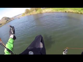 CRASH compilation bad paragliding