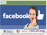Facebook Phone Number 1-850-361-8504: The most secured way to fix issues