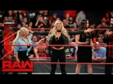 [WWE QTV]Мандей Найт[Raw]☆[6 March 2017]Bayley's Road to WrestleMania gets complicated]Full]HD]