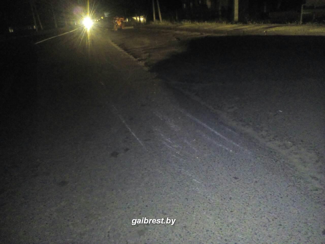 Дрогичин: в ДТП пострадала девушка-пассажир