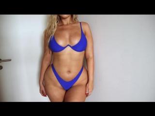 Try on Summer Bikini Haul _ Zaful 3rd Anniversary _ AD