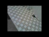 Ванная комната с душевой(плитка)
