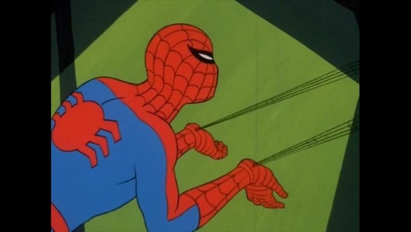Настоящий Человек-паук 3 сезон 16 серия (1967 – 1970)