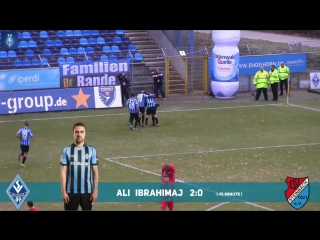 Der 80-Meter-Ali mit Live-Kommentar!