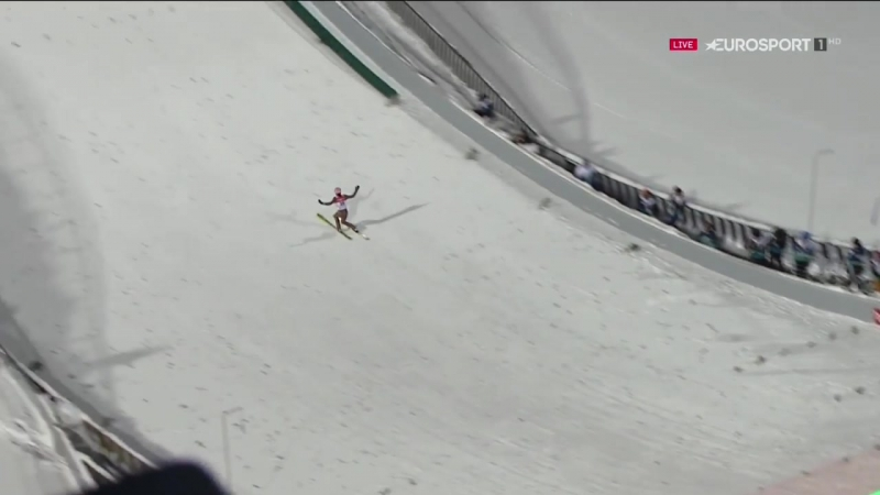Ski jumping Lahti 2017 Муж. малый трамплин