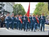 Севастопольские спасатели и кадеты МЧС России приняли участие в Параде Победы