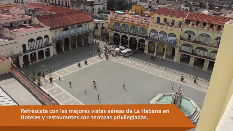 CUBA - Viagens através de Cuba (documentário áudio visual) (canal Visual Guide of Cuba) (2014)