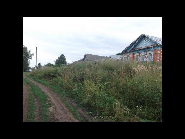 В Кайбицком районе, чтобы избежать пожаров, очистили придомовую территорию от высокой травы
