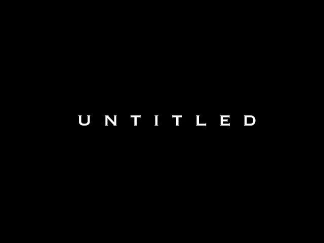 Untitled (ОСТОРОЖНО! депрессивное)