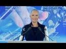 Киборг София пообещавшая УНИЧТОЖИТЬ человечество получила гражданство