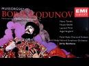 Mussorgsky Boris Godunov Original Version 1869 Talvela recording of the Century Jerzy Semkow