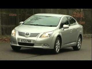 Toyota Avensis - Плюсы и минусы