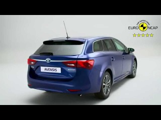 2016 Toyota Avensis Touring Sports 5-дверная