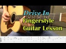 Drive In - Jerry Reed (With Tab) - Watch and Learn Fingerstyle Guitar Lesson - Camilo James