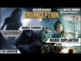 IRREVERSIBLE MECHANISMs - x GOJIRAs Mario Duplanteri - DRUMCEPTION