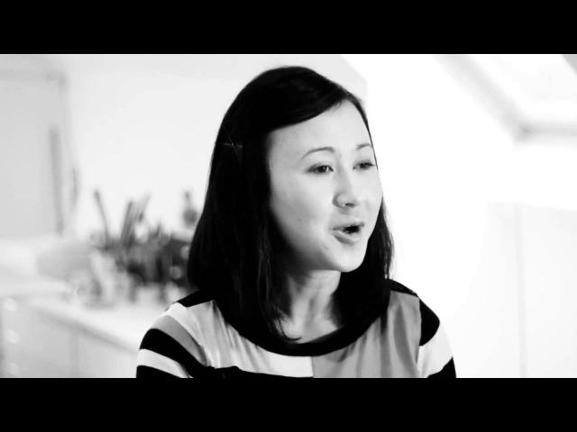 Джоанна Бэсфорд «Зачарованный лес», «Таинственный сад» буктрейлер-интервью