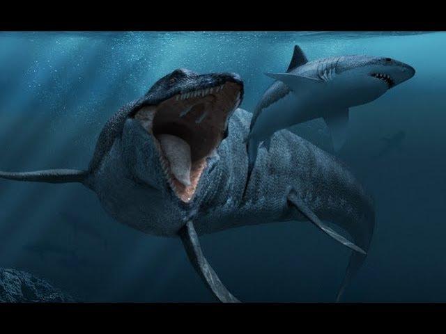 Морские чудовища. Монстры. Глубины океана. Документальный фильм National Geographic.