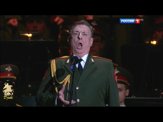 Двенадцать разбойников (Twelve robbers) - Alexandrov Red Army Choir (2016)
