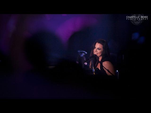 Evanescence (full concert) live in Paramount, NY, 23 November, 2016