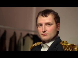 Napoleon - living painting, Viasat History channel