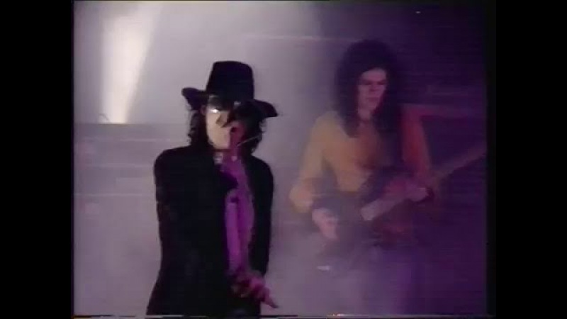 The Sisters Of Mercy First And Last And Always, Marian Live The Whistle Test 02/04/85