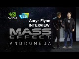 Mass Effect Andromeda - INTERVIEW with BioWare GM Aaryn Flynn