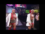Billy &amp Chuck &amp Tajiri With Torrie Wilson vs Maven &amp Al Snow &amp Billy Kidman SmackDown 04.25.2002