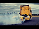 Favágó: LOUD Scania 164 480 V8 BURNOUT DRAG