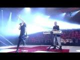 DJ Sava feat. Raluka - Aroma (Live @ Gala Crucea Rosie)