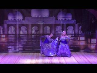 Центр Мировой Танцевальной культуры Багира дуэт НЕЗАБУДКИ