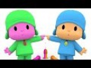 Pocoyo Footbal Boy New Crazy Colours Montage for All Talking Games For Kids