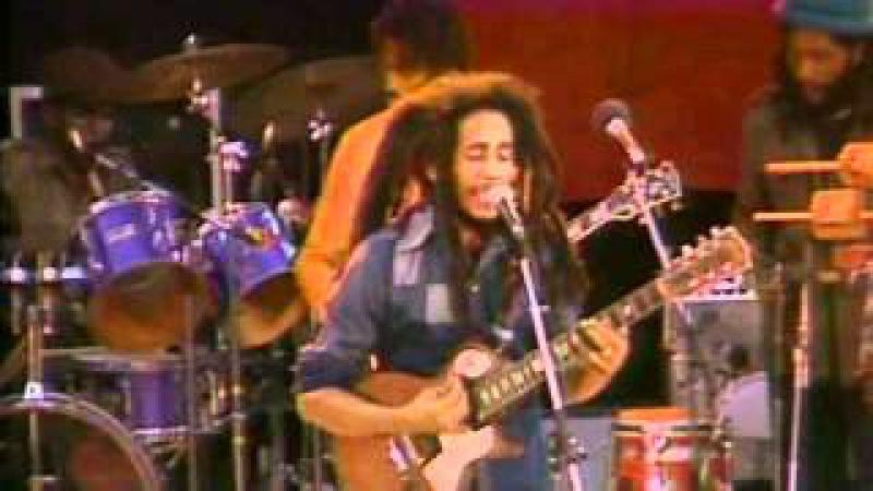Bob Marley - Santa Barbara,Usa, 25-11-79 (Zimbabwe - Ambush In The Night - Kinky Reggae).avi