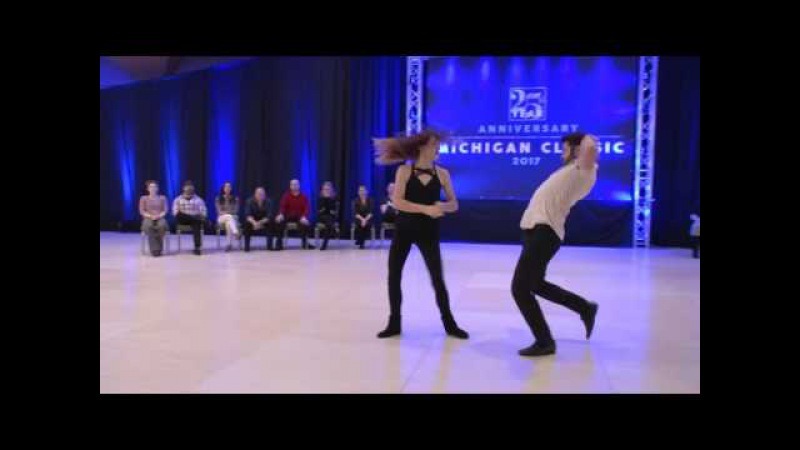 MiC 2017 All Star Pro Strictly Swing Ben Morris Alyssa Glanville