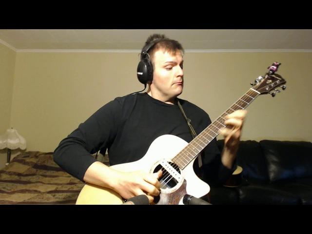 Ewan Dobson - Paganini's Laugh [2017] (fingerstyle guitar study)