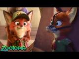 Zootopia - Nick Wilde Childhood Scene HD