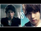 J-ROCK VS K-ROCK