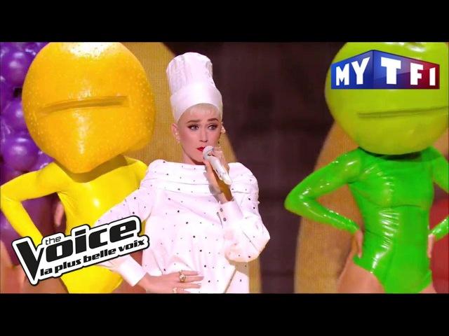 Katy Perry - « Bon Appétit » | The Voice France 2017 | Live