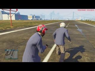 GTA 5 Online Funny Moments - Banana Bus, Derk, Mannequin Glitch, Gmod Stiffy Squad, Levitation!