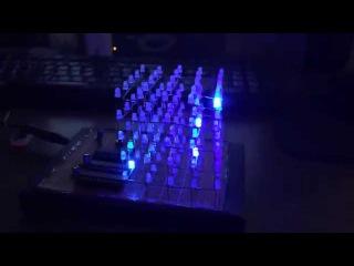 Светодиодный куб 5x5x5 своими руками (LED cube DIY)