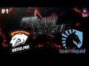VP vs Liquid RU #1 (bo2) DreamLeague Season 8 Major 15.11.2017