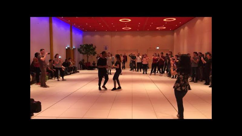 Kizomba/Semba - Bonifacio at Unified dance festival !