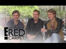 Who's Who in Hanson E Live from the Red Carpet