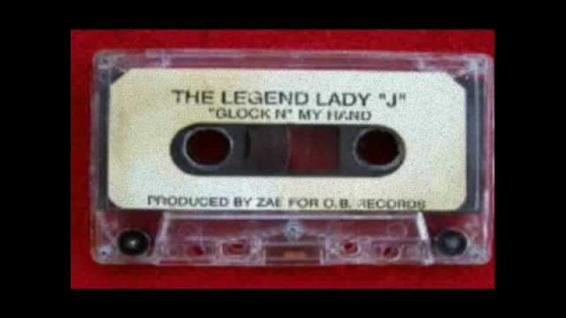 The Legend Lady J - Chronic Dope (1996)