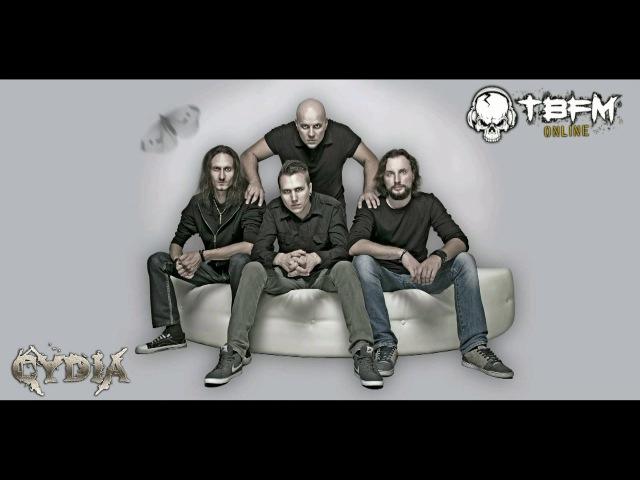 CYDIA on TBFM show Ste.V.T.s World Of Thrash n Clag (Britain Radio)