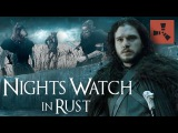 JOINING THE NIGHTS WATCH | Game of Thrones RP - Rust