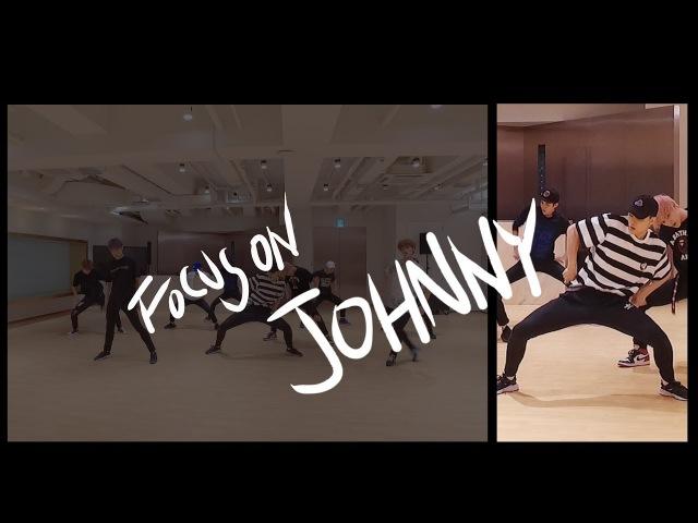 NCT 127 DANCE PRACTICE FOCUS ON ver. JOHNNY