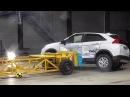 Euro NCAP Crash Test of Mitsubishi Eclipse Cross
